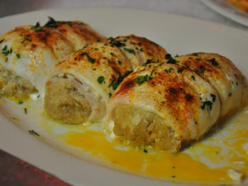 crab stuffed flounder crab stuffed flounder is flounder with crab ...