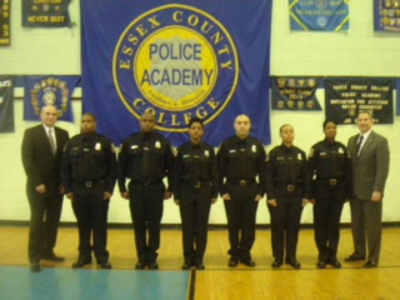 46 Officers Graduate Essex County Police Academy