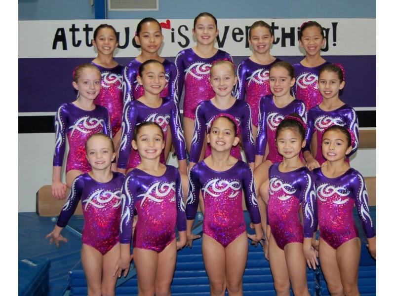 cincinnati gymnastics meet 2012 calendar