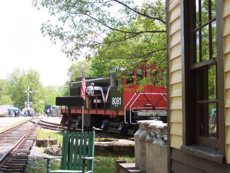 All Aboard: Connecticut Eastern Railroad Museum - East ...
