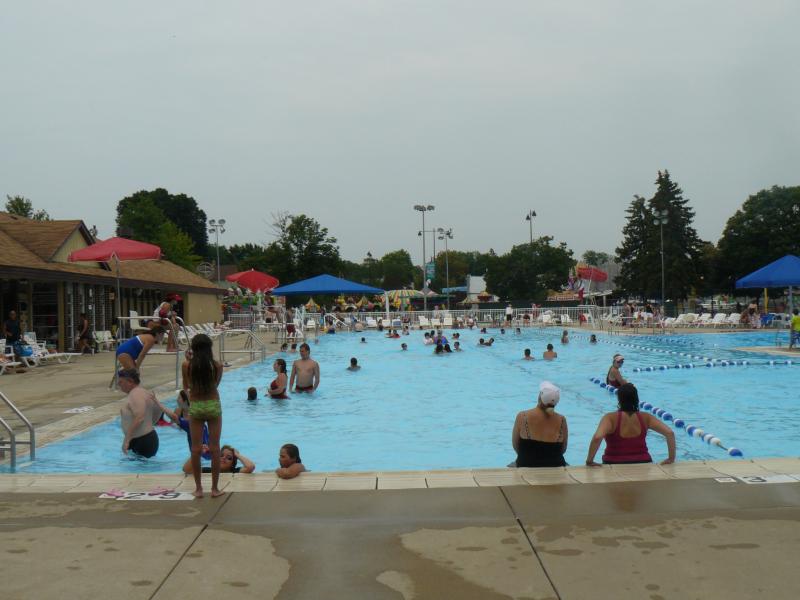 Morton Grove Park District Mid Summer Pool Pass Sale Niles Il Patch