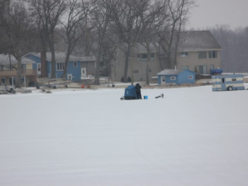 St Michael Lions Club Set For Annual Ice Fishing Contest