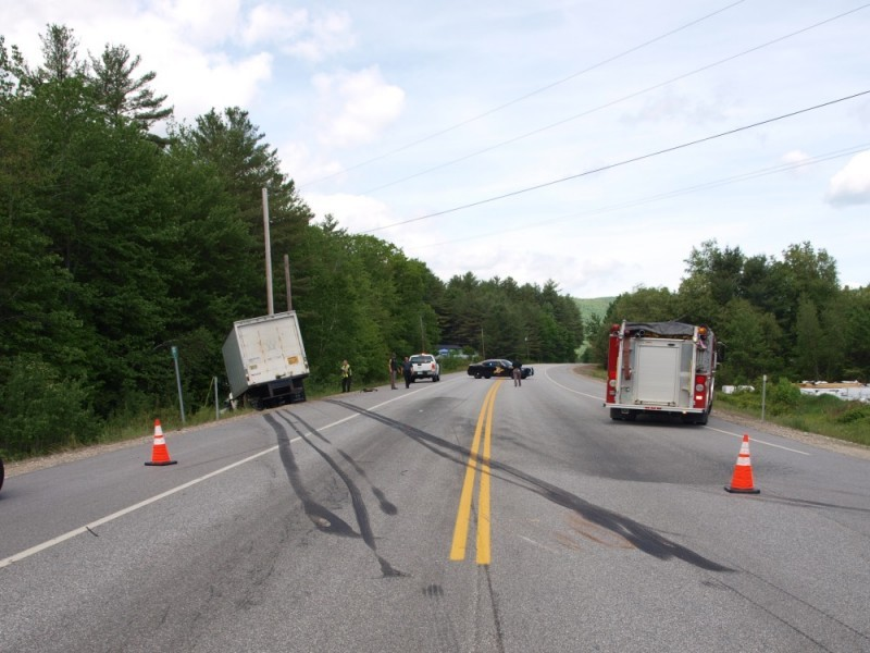 Manchester Truck Driver Involved In Fatal Crash In New Hampshire
