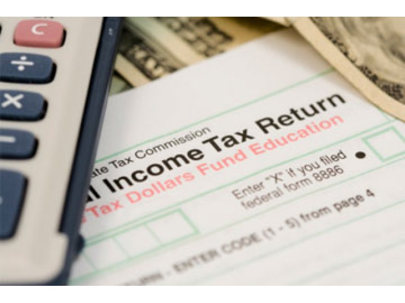 how to fill personal tax credits return