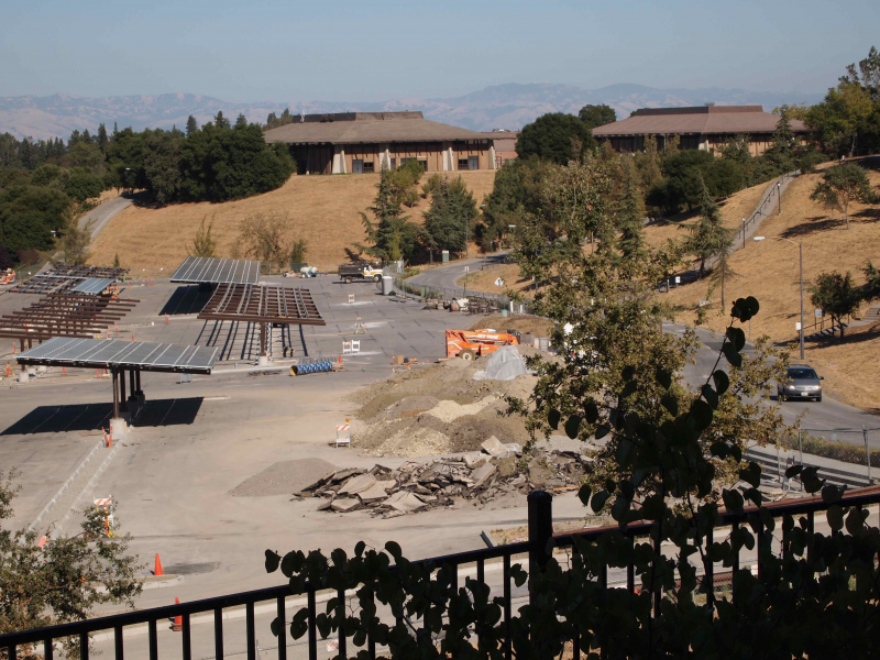Foothill College's Photovoltaics Worth $1.1 M in Rebates | Los ...