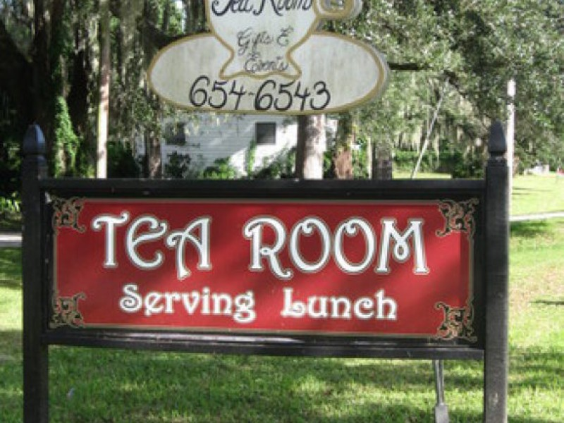 St Pete Tea Room