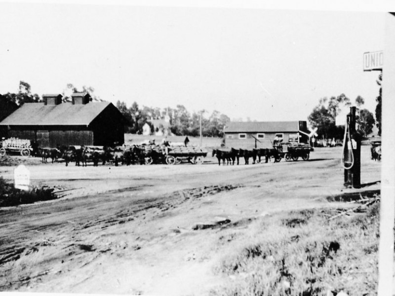 El Toro Marine Base >> A Mystery Photo of Old El Toro - Lake Forest, CA Patch