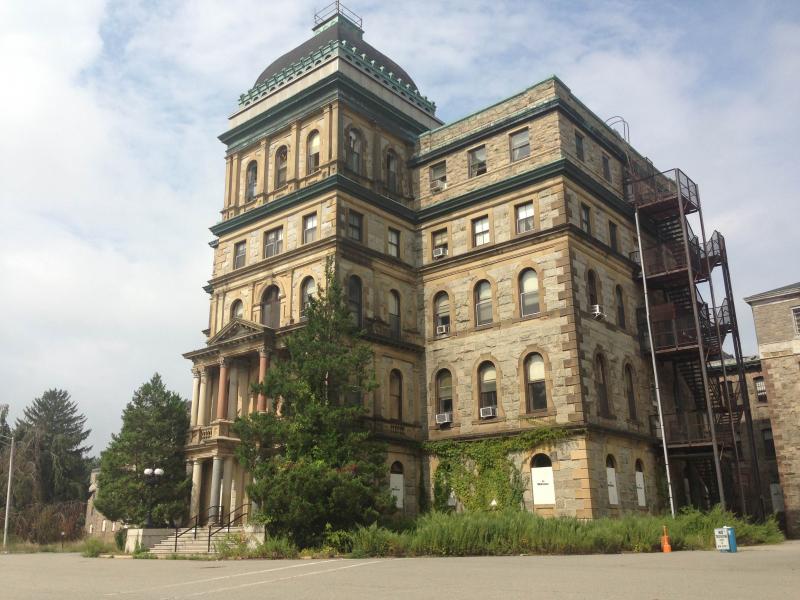 Greystone Gone Iconic Asylum On Chopping Block