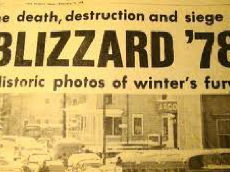 Do You Remember The Great Blizzard Of 1978 Clinton Ct