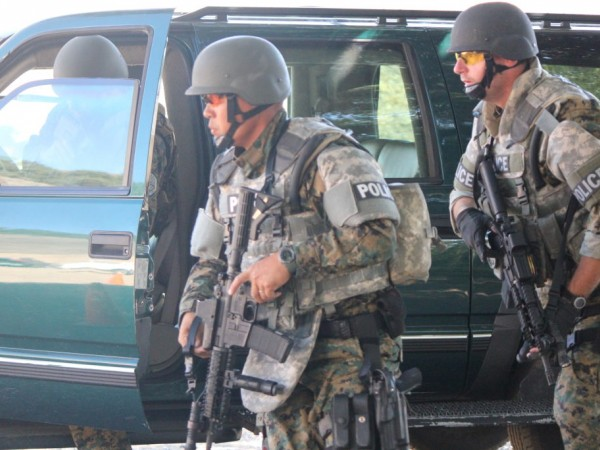 Swat Teams Compete To Be Best In The West Gilroy Ca Patch