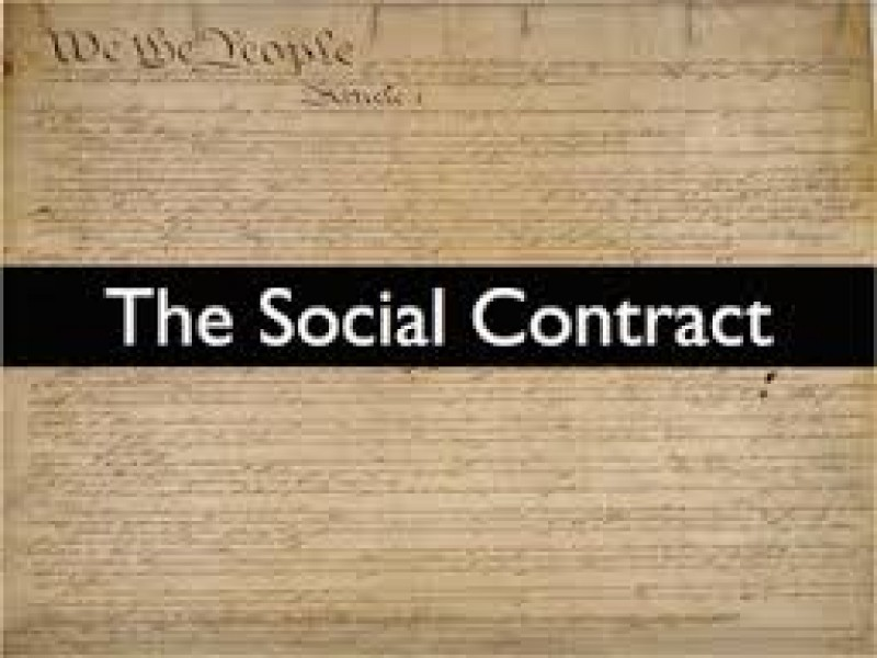 New social contract between the public, health and care services