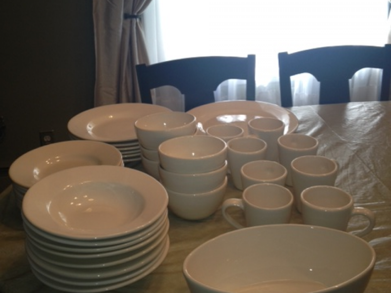 For Sale Pottery Barn Dinnerware Patch