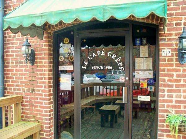 Le Cafe Crepe Restaurant Marietta