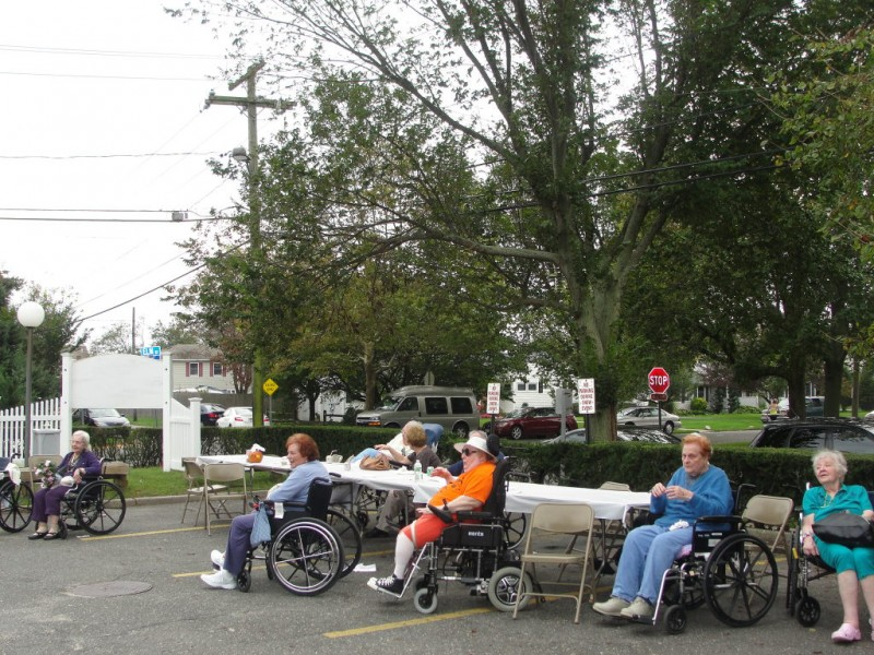 Harvest Festival Held at Good Samaritan Nursing Home | Sayville ...