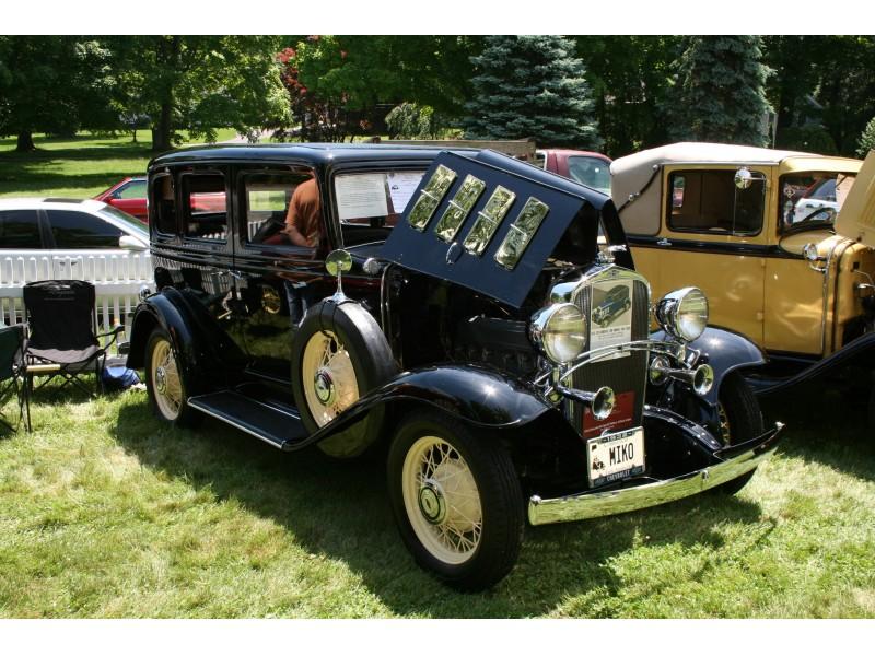 Vintage Antique Cars 111