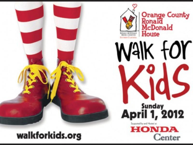 OC Ronald McDonald House Walk For Kids - Cerritos, CA Patch