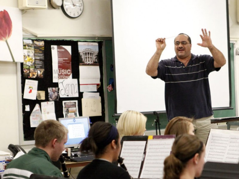 Mehlville's Band Director Pushes Students to the Future ...