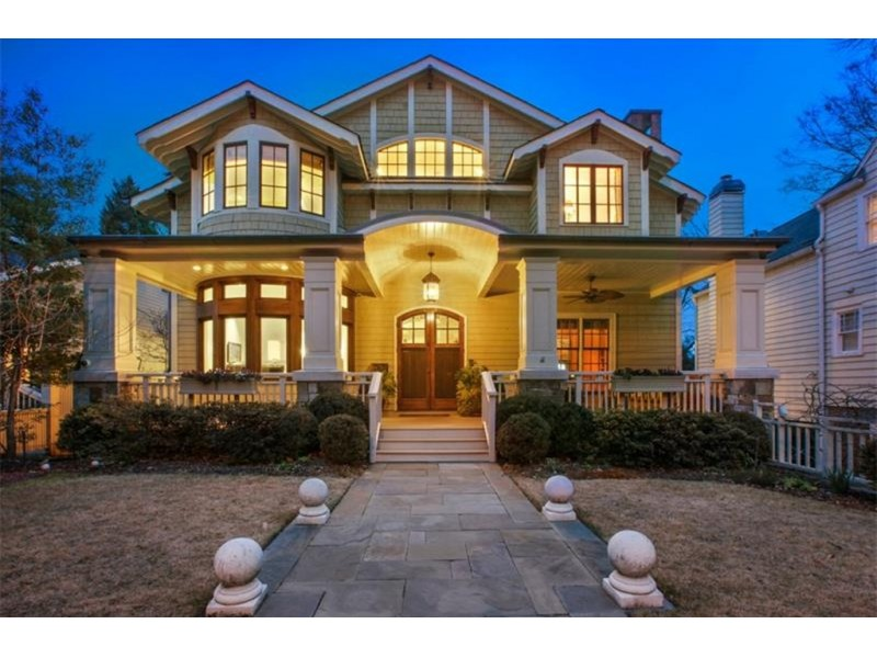 Sold For And 20 Other Buckhead Homes Sold Recently