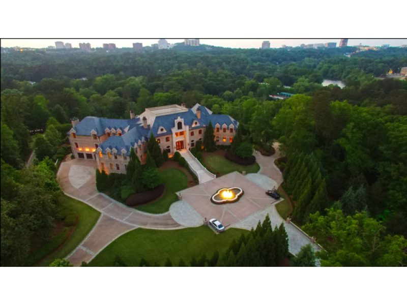 Tyler Perry To List Vinings Mansion Smyrna Ga Patch