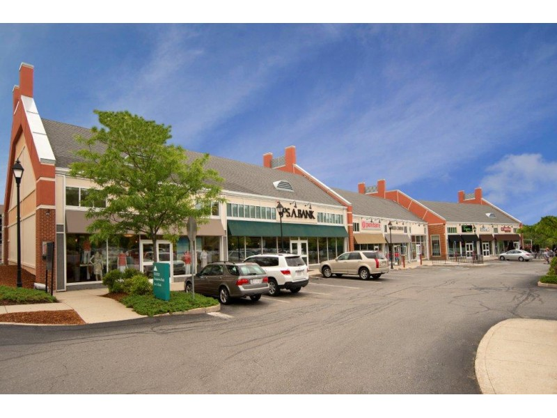 Clothing stores andover ma
