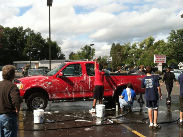 Rockville High School Car Wash