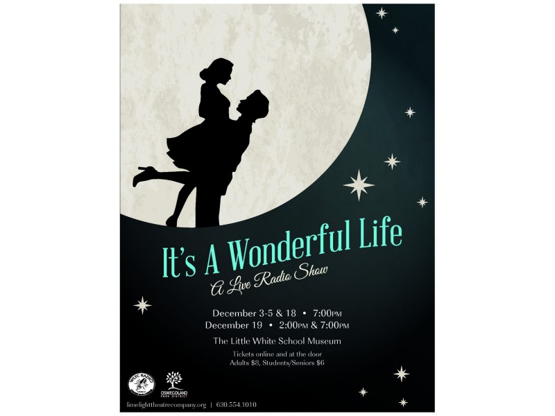The Limelight Theatre Company Presents It 39 S A Wonderful