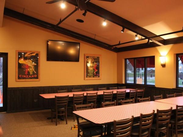 Aurelio S Pizza Homewood Party Room