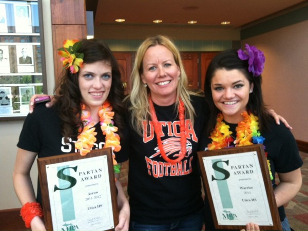 vote  utica journalism teacher win media educator   year shelby mi patch