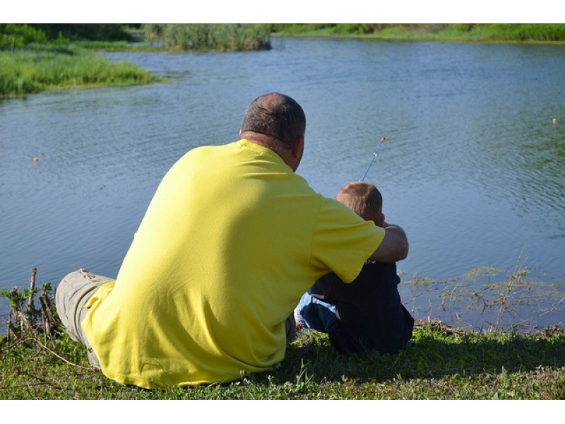 2 license free fishing weekends set for june land o for Free fishing license florida
