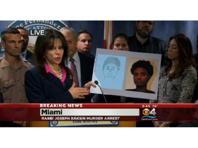Worst Suspect Sketch Ever Helped Catch Accused Killer