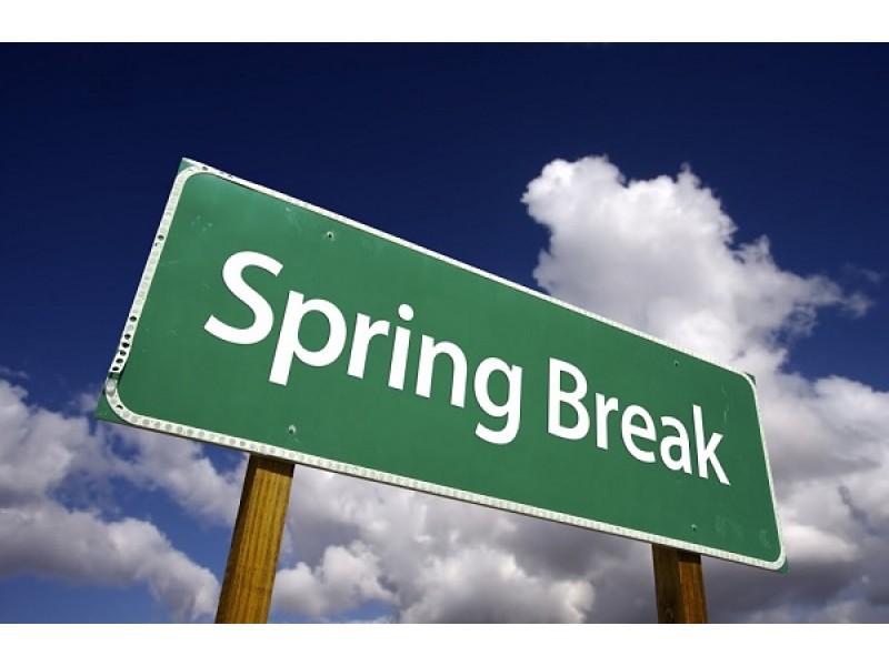 Best week for spring break 2017-2021