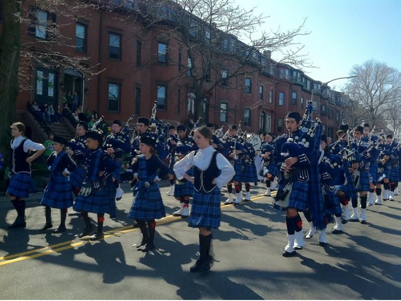 berkeley students set for boston 39 s st patrick 39 s day parade westchase fl patch. Black Bedroom Furniture Sets. Home Design Ideas