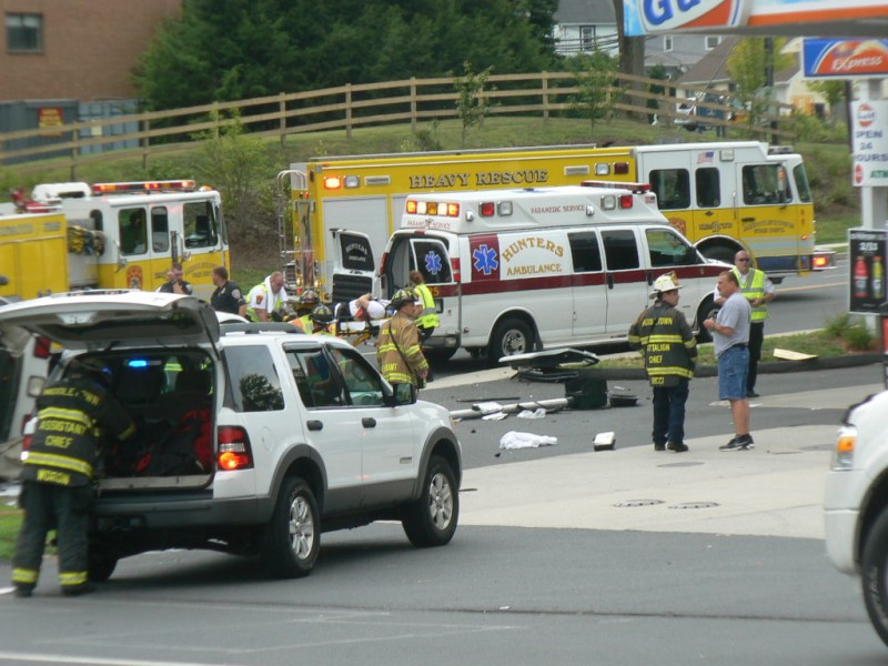 Middlefield Ct Car Accident