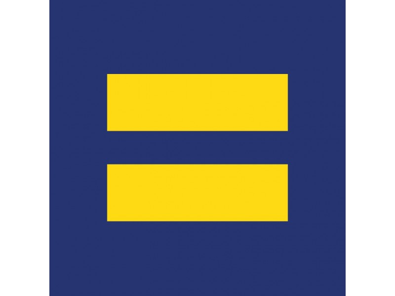 Gay marriage equality symbol