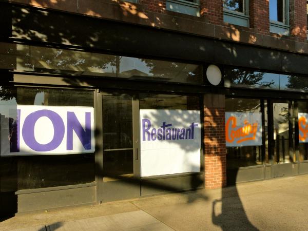 Ion Restaurant Main Street Middletown Ct