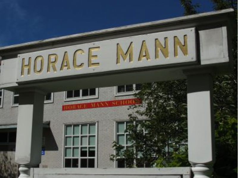 meet the horace mann elementary