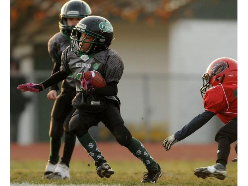 Cherry hill midget football