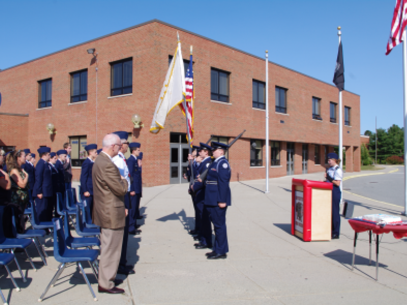 Air Force To Deactivate Jrotc Unit At Coventry High School