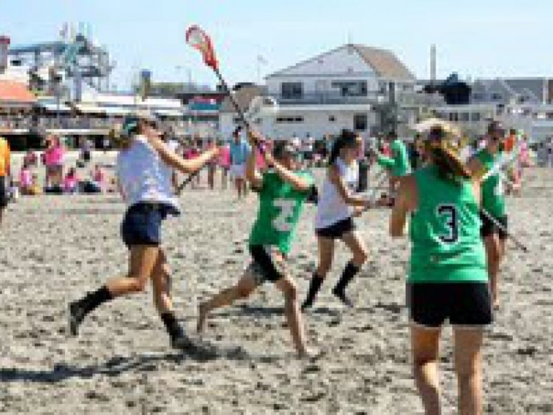 Best Of The Beach Lacrosse Tournament Long Branch Nj