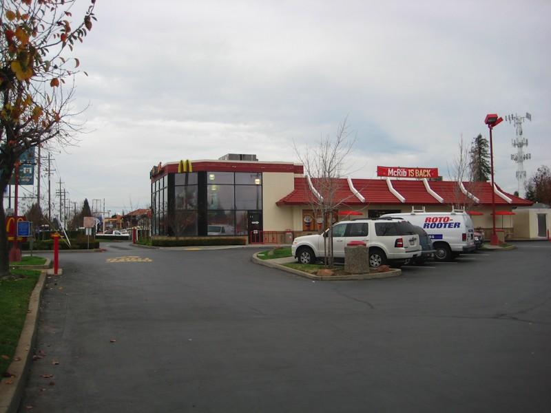 Fast Food Dixon Ca