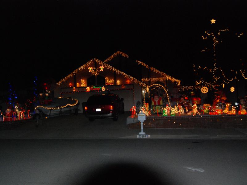 Christmas Lights Pasadena Ca