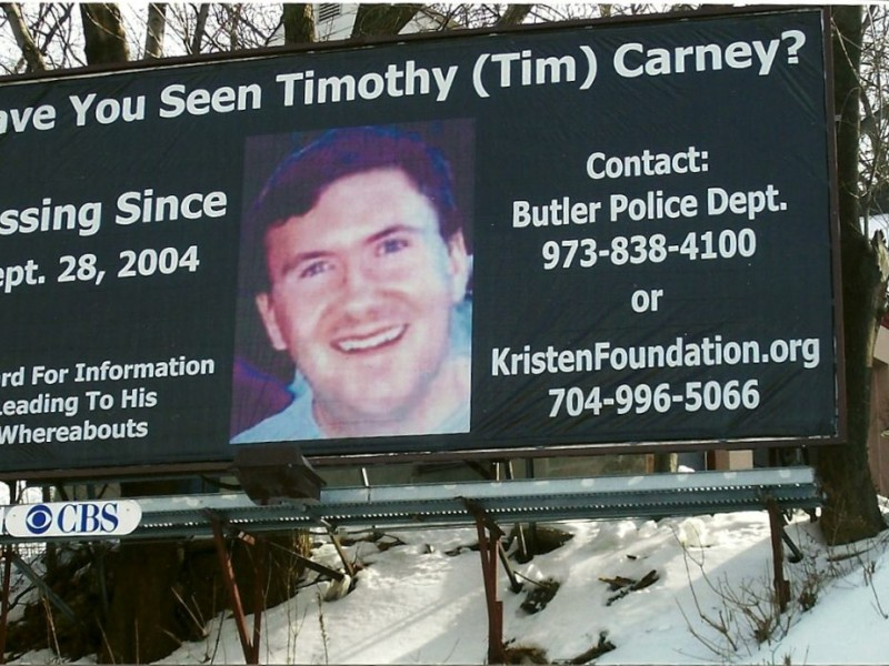 After 7 Years Missing Butler Man Found