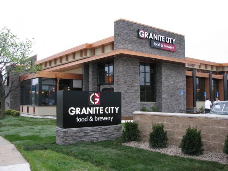 Granite City Food Troy Mi