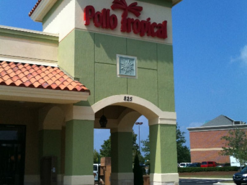 Pollo Tropical Coming To Lawrenceville