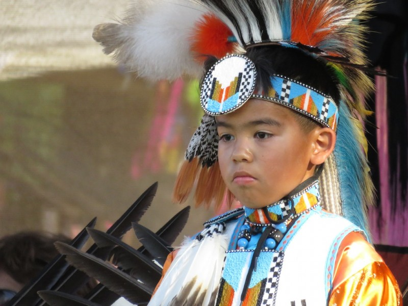 Traditional Native American Clothing For Kids Images