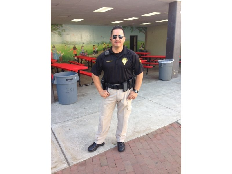 Campus Security Officer Saves Choking Student At El Rodeo