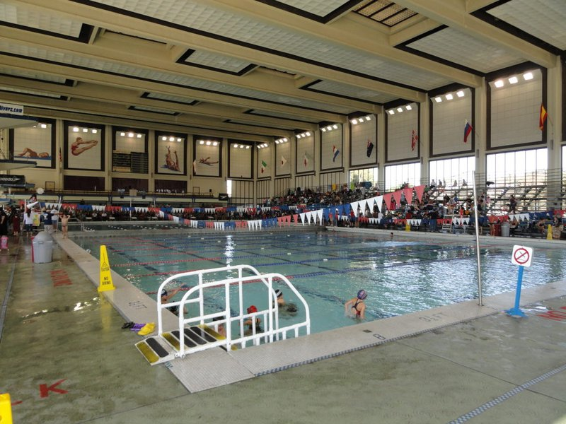 You 39 Ve Heard Of A Grand Opening Belmont Plaza Pool Will Have A Grand Closing Belmont Shore
