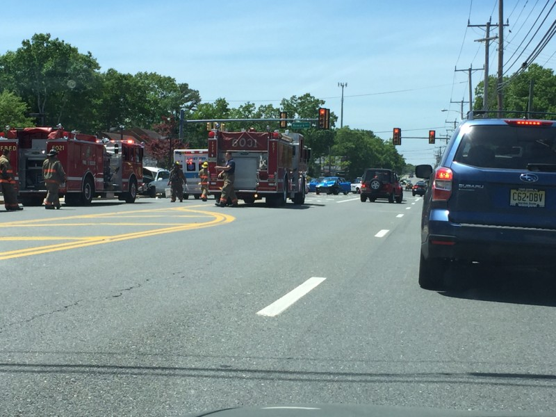 Serious Car Accident In Lacey Lacey Nj Patch