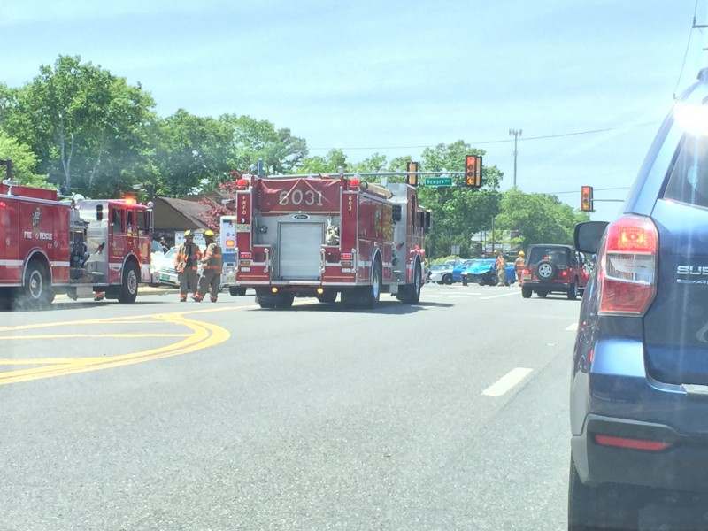 Serious car accident in lacey lacey nj patch for Motor vehicle nj freehold