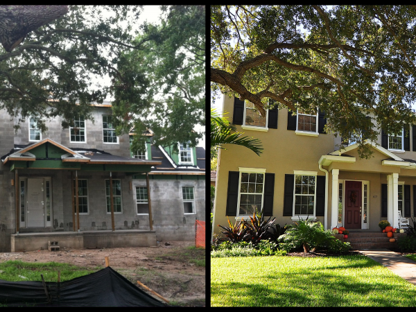 How long does it take to build a custom home tampa fl for How long does it take to build a house